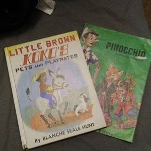 Other - 2 vintage books